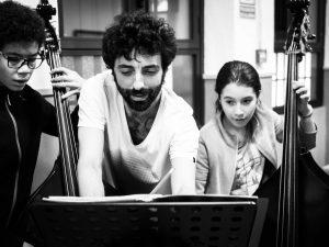 Ensayo de orquesta