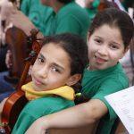 violinistas en dalanota