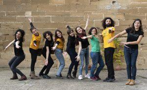 Profesoras y equipo psicosocial de DaLaNota