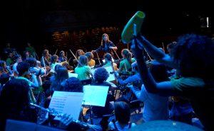 concierto orquesta DaLaNota en el Teatro Nuevo Apolo