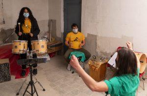 Clase percusión DaLaNota