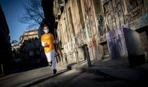 Corriendo en DaLaNota amarillo